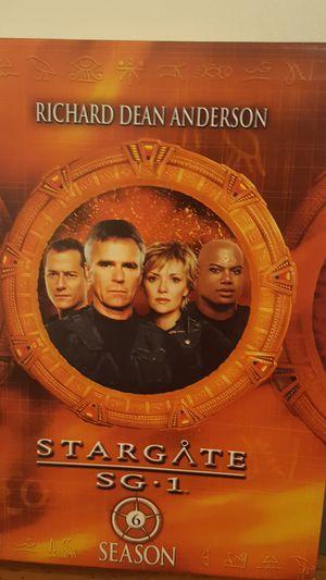 Stargate SG-1 Season for Sale in Alexandria, VA
