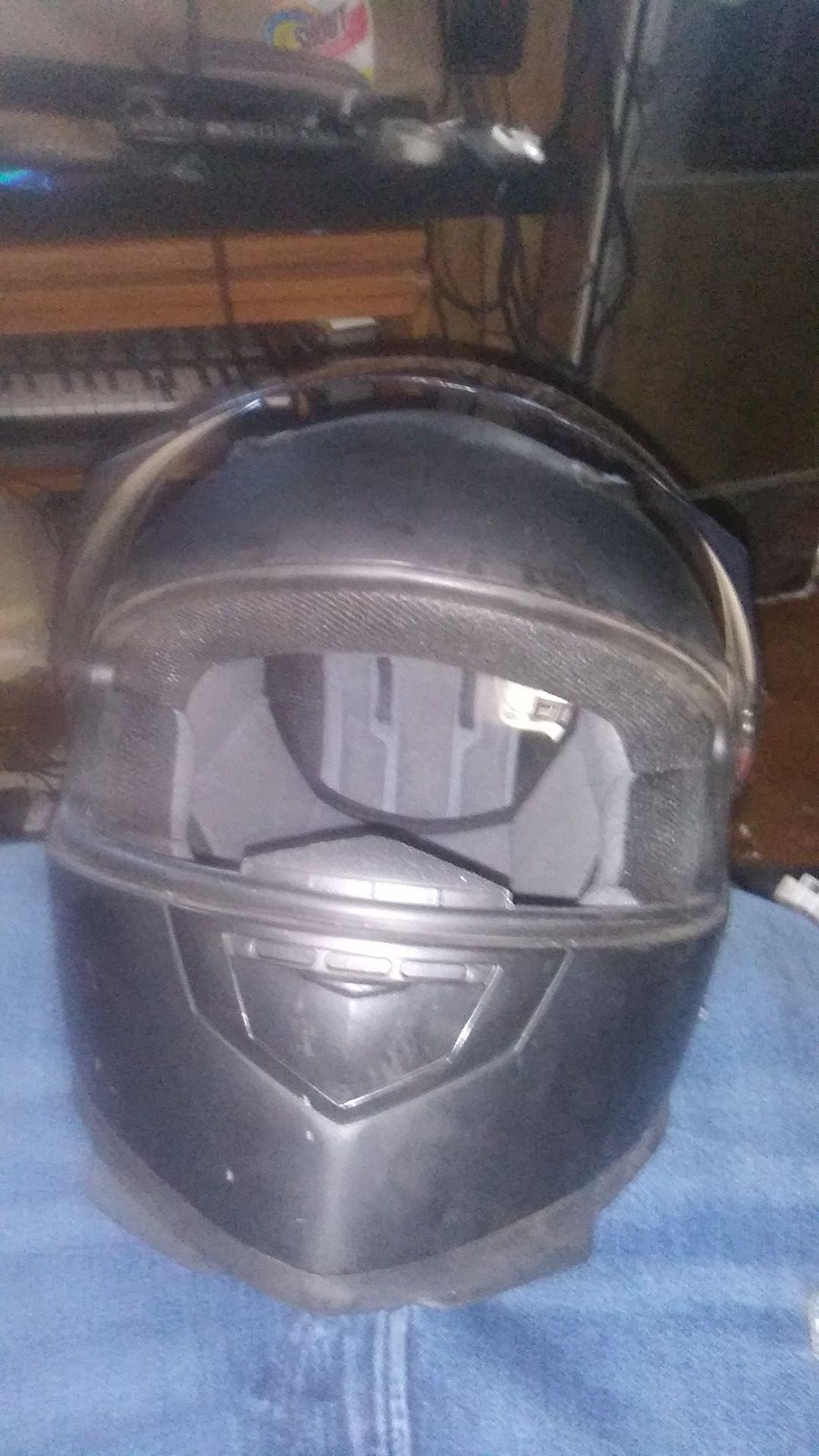 Xl ilmc motorcycle helmet