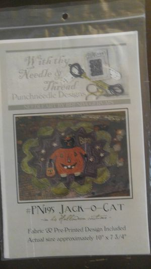 Punchneedle Embroidery For Sale In Colorado Springs Co Offerup