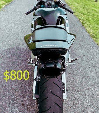 Photo For Sale2015 Honda CBR 600RR $800