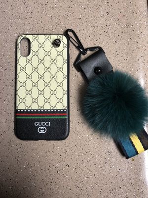 401e2700d5d Gucci Iphone Case With Lanyard for Sale in Mesa