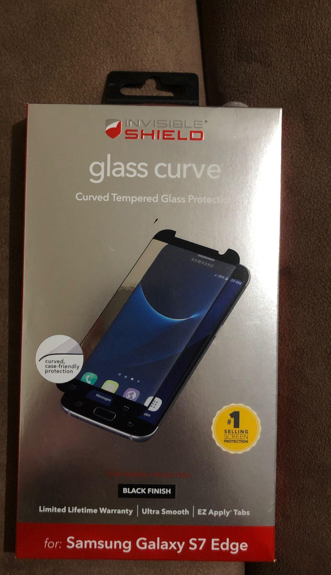 Invisible shield glass protector