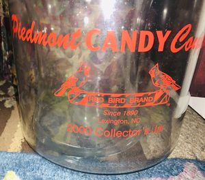Photo Vintage Candy Jar (Very Large)