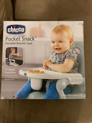 Chicco booster seat for Sale in Hyattsville, MD