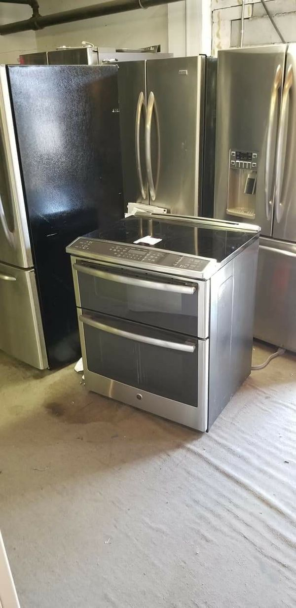 like new Refrigerator Washer Dryer Stove Stackable (60 days warranty  S Kitchen Appliances on 60's kitchen furniture, 60's refrigerators, 60's bicycles, 60's light fixtures, 60's jewelry, 60's fireplace, 60's toys, 60's living room, 60's bathrooms, 60's flowers, 60's lamps, 60's kitchen renovations,