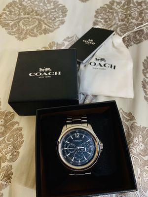 Photo MENS COACH WATCH