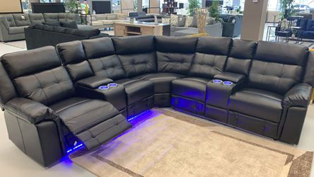 Amazon Power Recliner With LED 💥💥💥 Finance Available 💥💥💥Same Day Delivery 💥💥💥No Credit Needed Check 💥💥💥Adrian  Thumbnail