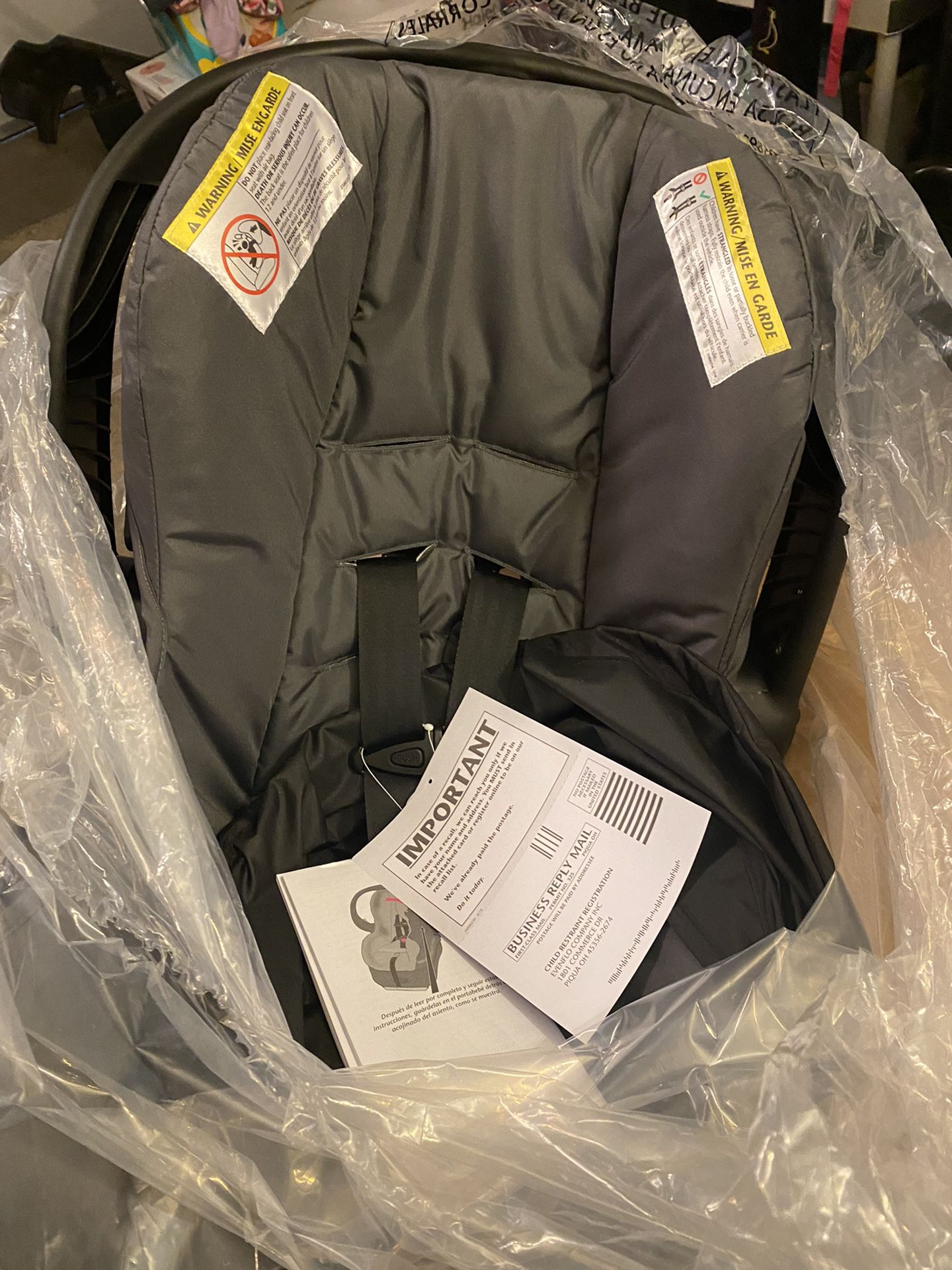 Brand New Infant Carseat
