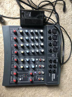 Photo Soundcraft spirit folio notepad mixer