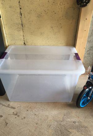 Storage box for Sale in Haymarket, VA
