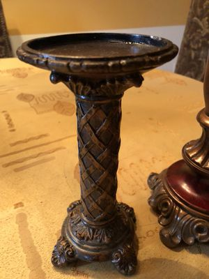 Candle holders set of 3 for Sale in Rockville, MD