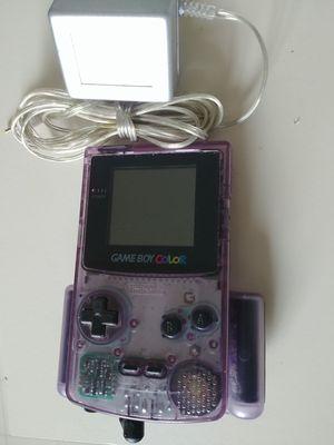 Gameboy color handheld battery pack lot for Sale in Silver Spring, MD