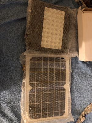 Solar flood light for Sale in Silver Spring, MD