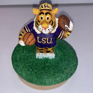 Photo LSU Tiger Football Figurine