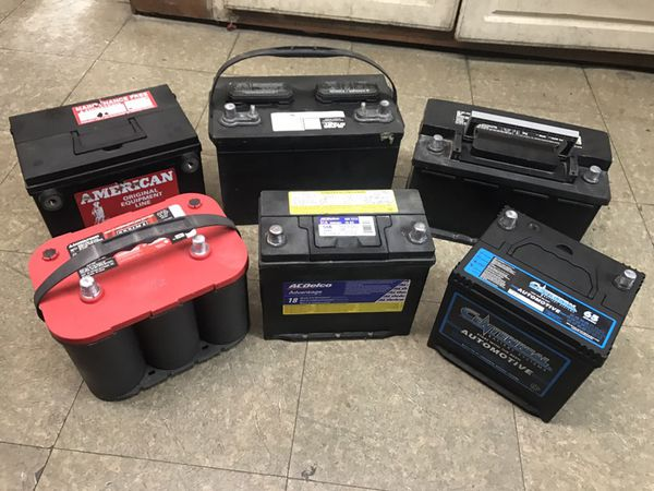 Used Car Batteries >> Used Car Batteries For Sale In Vista Ca Offerup