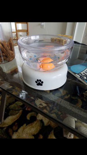 Pet water bowl for Sale in Harpers Ferry, WV