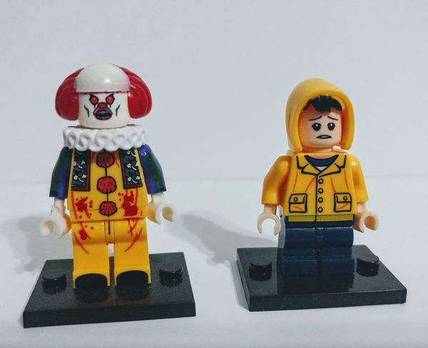 IT Pennywise Lego Figures Custom Horror Killer Clown Toy for Sale in Mesa,  AZ - OfferUp