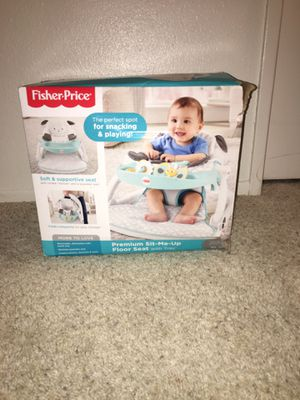 Photo Fisher Price Sit Me Up Floor Seat