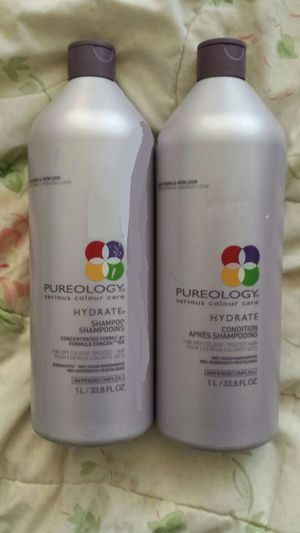 Pureology Hydrate Shampoo + Conditioner for Sale in Portland, OR