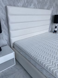 King Bed Frame AND/OR mattress  Thumbnail