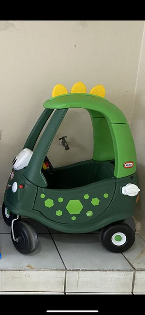 Photo Dino Cozy Coupe