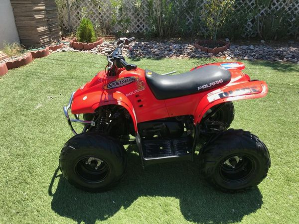 2002 polaris sportsman 90 automatic for Sale in Henderson, NV - OfferUp
