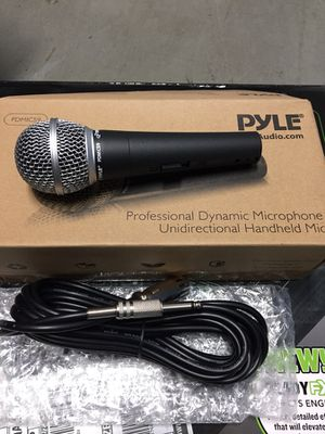 Wired Microphones for Sale in North Bethesda, MD