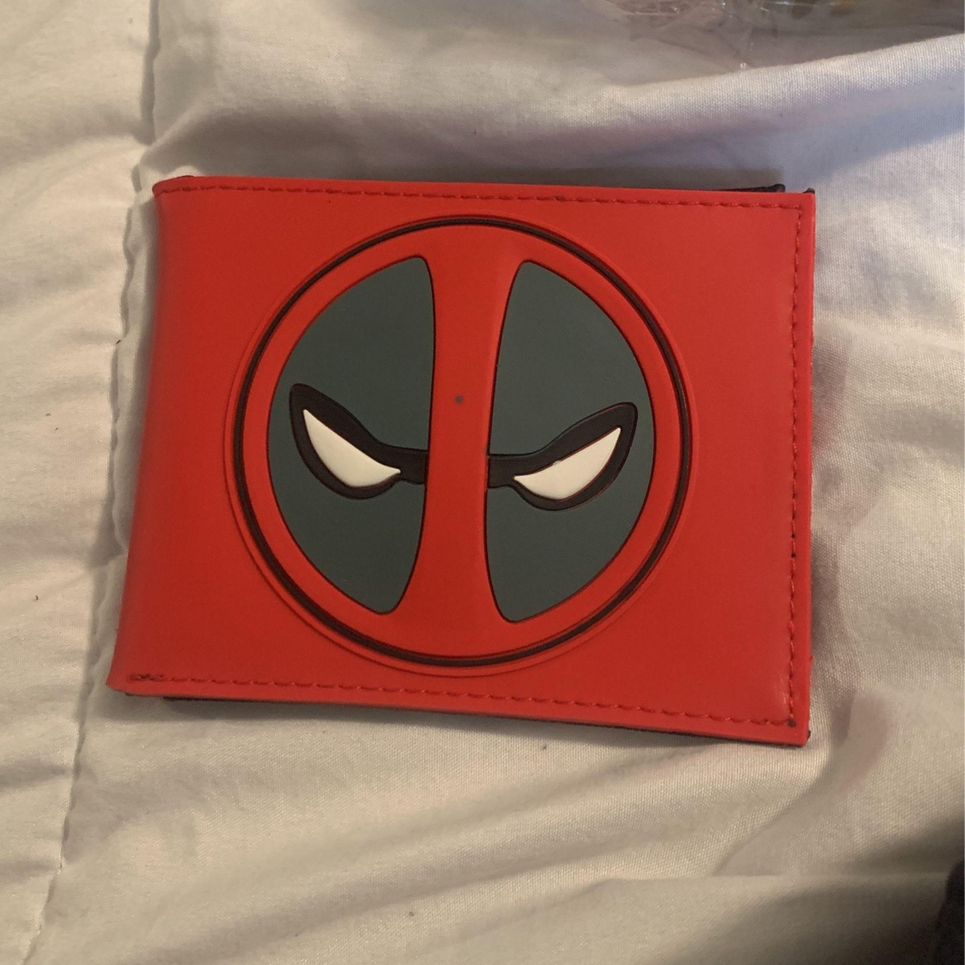 Deadpool Wallets