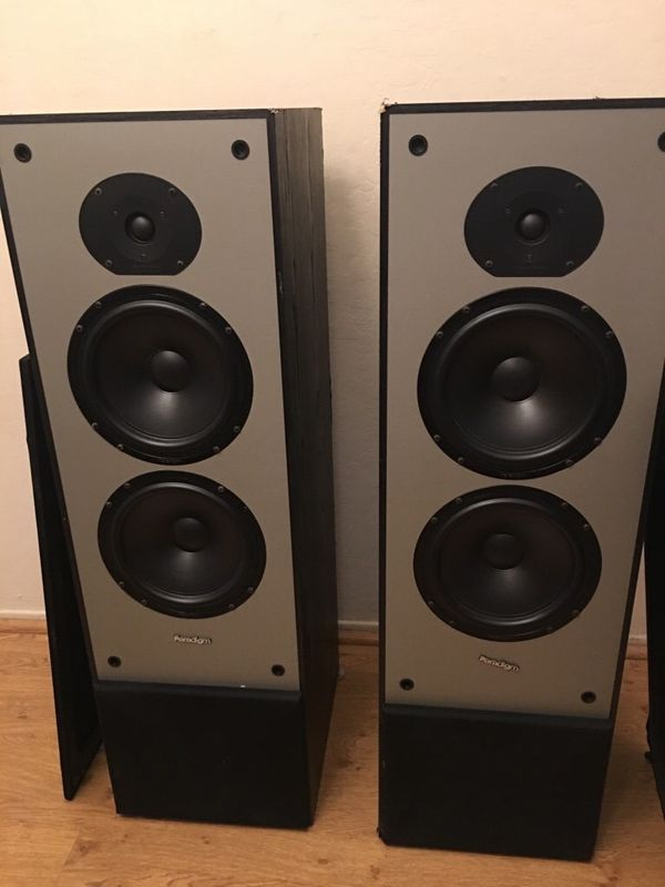 Paradigm® Performance Collection 11se-MkII Tower Speakers for Sale in  Livermore, CA - OfferUp