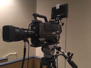 Hitachi Z-HD5000 HDTV Camera Studio Package for Sale in New York, NY