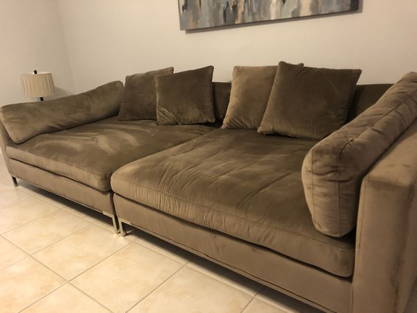 Moda 2 piece Sofa for Sale in Fort Myers, FL - OfferUp