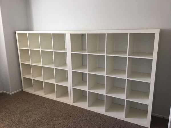 Ikea Kallax 4x4 Cubby Book Shelf Storage For Sale In Murrieta Ca