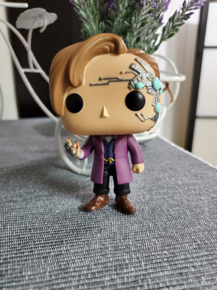 Funko Pop (Doctor Who): 11th Doctor/Mr. Clever