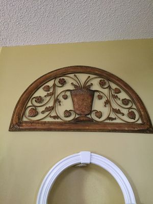 New And Used Metal Wall Decor For In Lakeland Fl Offerup