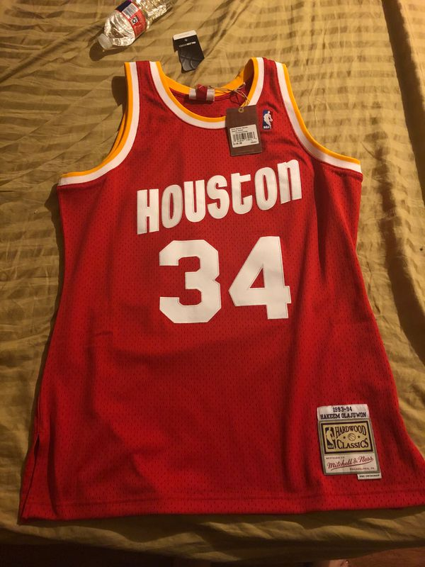 wholesale dealer 24bf0 e9630 Houston rockets jersey for Sale in Houston, TX - OfferUp