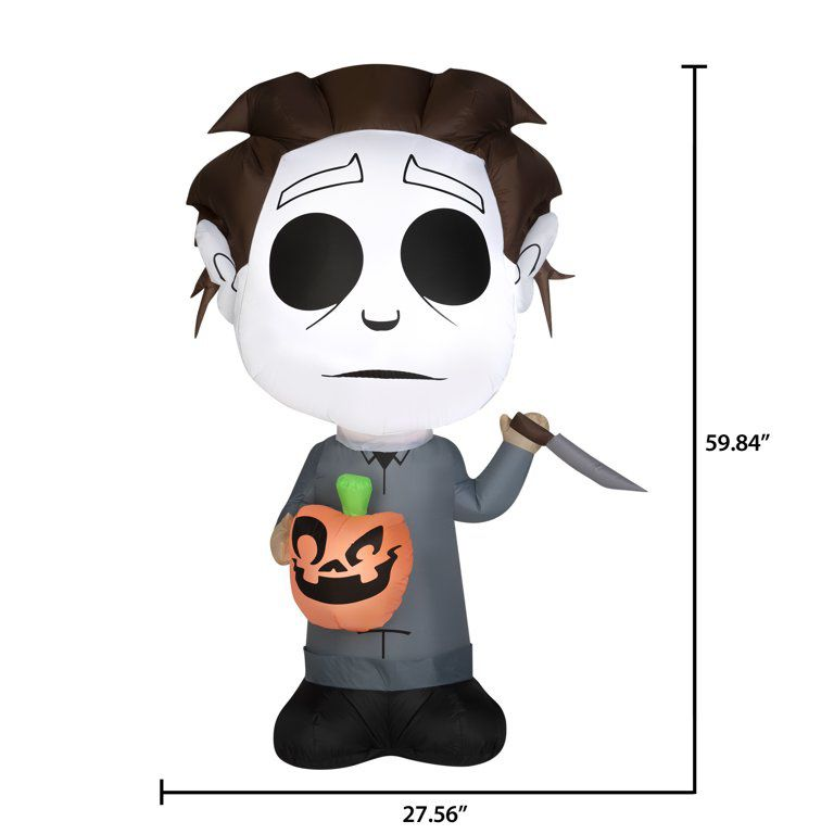 Airblown Inflatables Universal Michael Myers, 5':