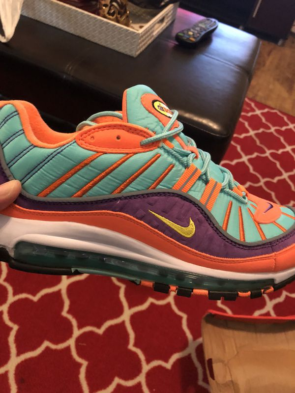 Brand New Air Max Cone Men S Size 9 5 Clothing Shoes In Raleigh Nc Offerup