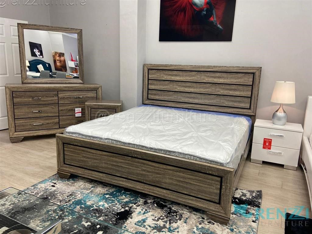 """+""""+ $599 Bedroom Set 4PC * Financing Available"""