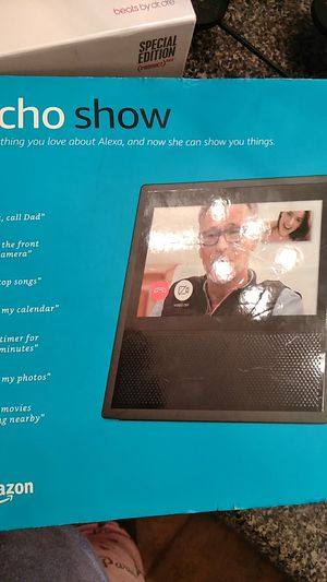 Amazon Echo Show for Sale in Durham, NC