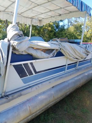 New And Used Pontoon Boats For Sale In Detroit Mi Offerup