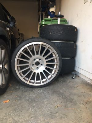 FS Rotiform IND 19 X 8.5 for Sale in Nashville, TN