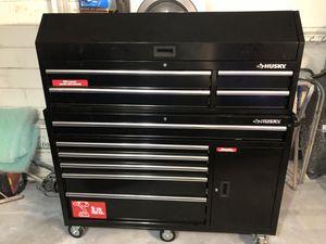 61 inch husky tool box brand new for Sale in Saint Cloud, FL