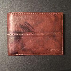 Wallet Dockers Brown for Sale in Sterling, VA