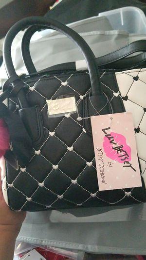 Betsy Johnson bag/purse for Sale in Alexandria, VA