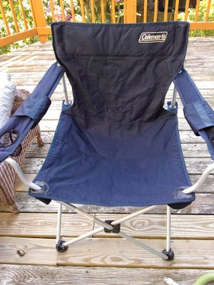 Coleman folding chairs for Sale in Fort Belvoir, VA