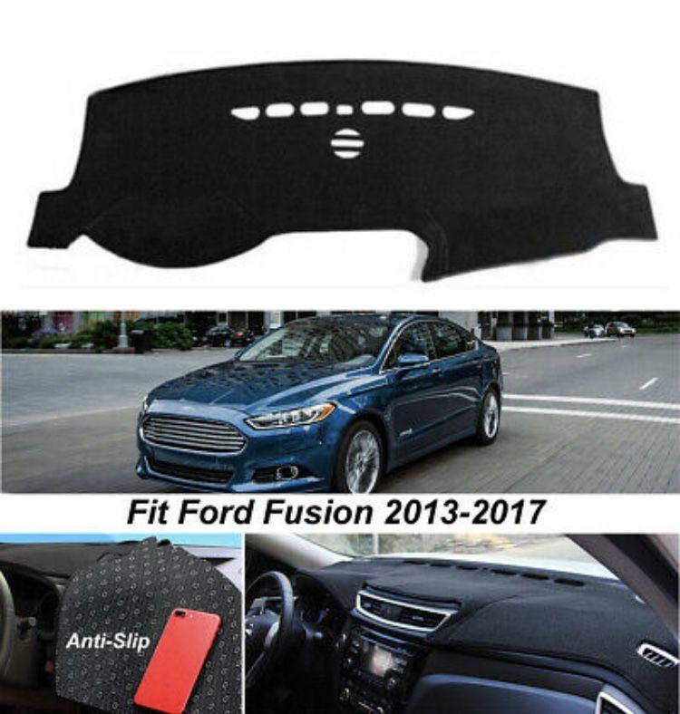 Ford Fusion '13-'17 Non-slip Dash Cover