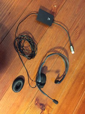 Logitech Computer / Video Game Headset for Sale in San Diego, CA