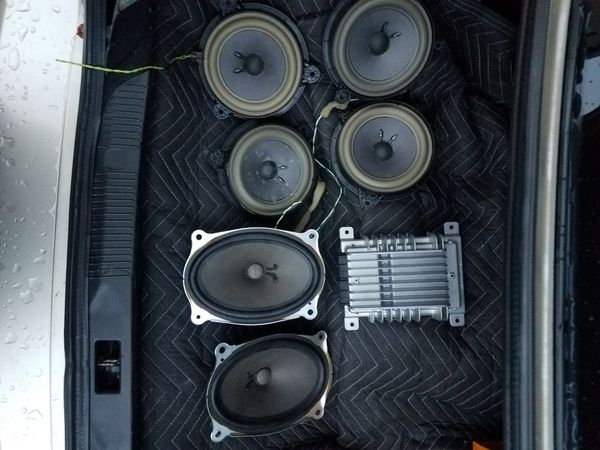 Bose Car Speakers >> Oem Factory Bose Car Speakers Amplifier For Sale In