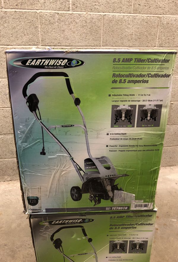 Earthwise 8 5 Amp Tiller Cultivator