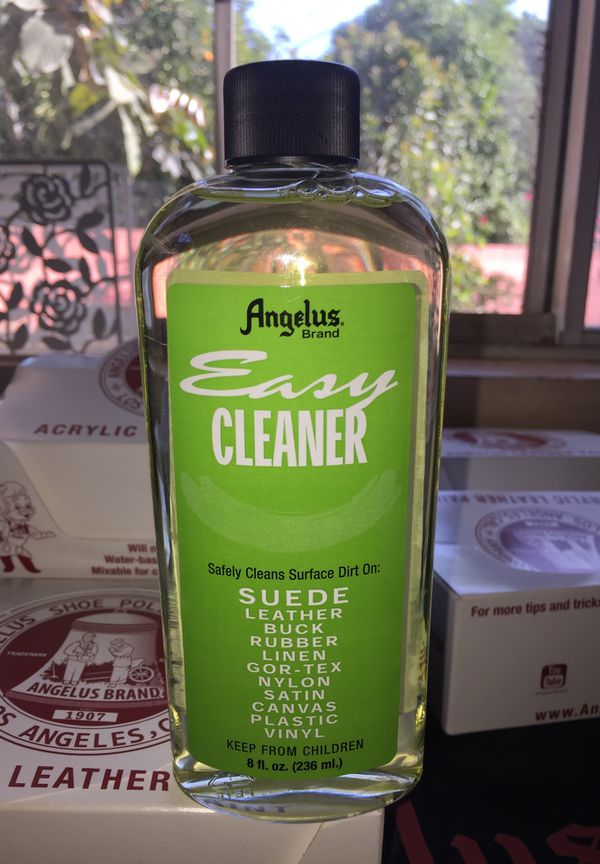 Angelus Easy Cleaner Professional Shoe Care Products